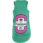Three Squared Juniors' University of Louisiana at Lafayette Antoinette Tank Top