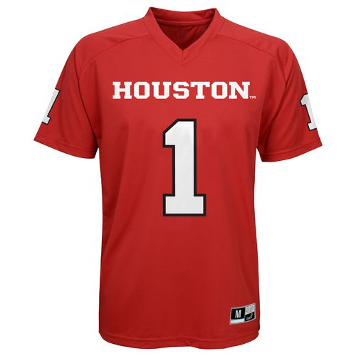 Gen2 Boys' University of Houston Player #1 Performance T-shirt