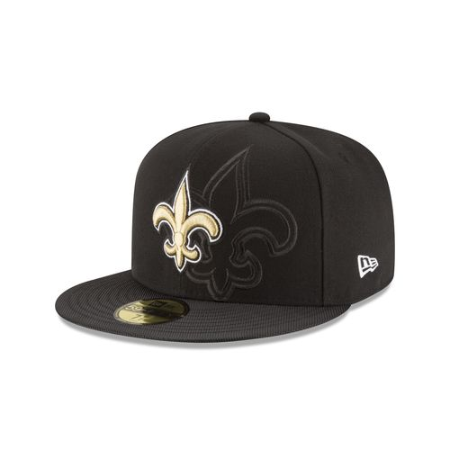 New Era Men's New Orleans Saints 59FIFTY Onfield Sideline Cap