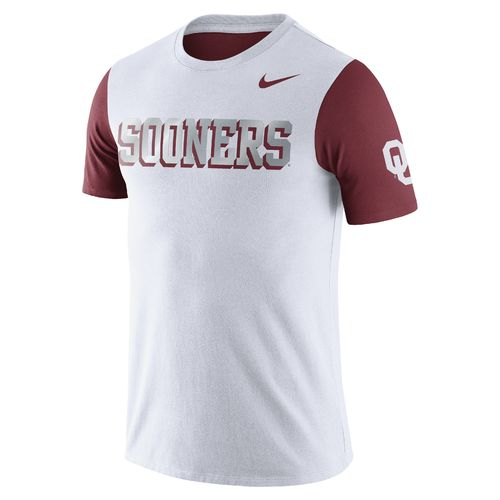 Nike Men's University of Oklahoma Flash Bomb T-shirt