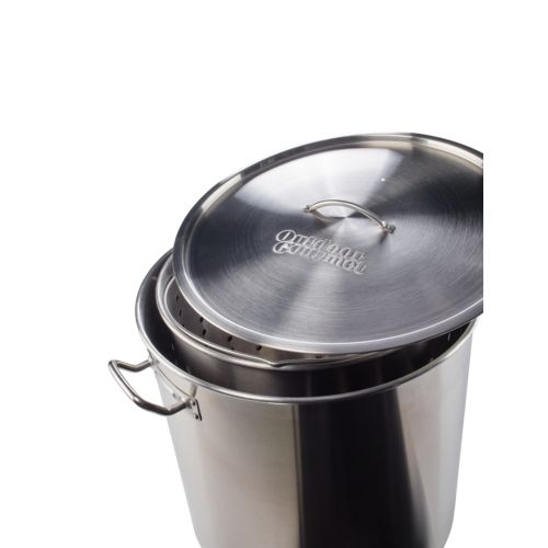 Outdoor Gourmet 100 qt. Aluminum Pot with Strainer - view number 4