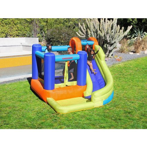 Display product reviews for Sportspower My First Jump N Slide Water Slide