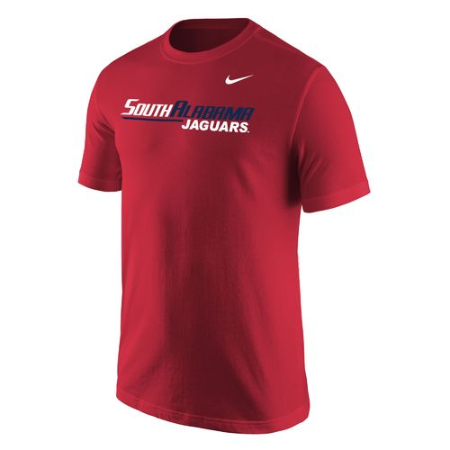 Nike™ Men's University of South Alabama Wordmark T-shirt