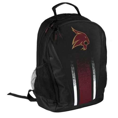 Forever Collectibles™ Texas State University Stripe Primetime Backpack