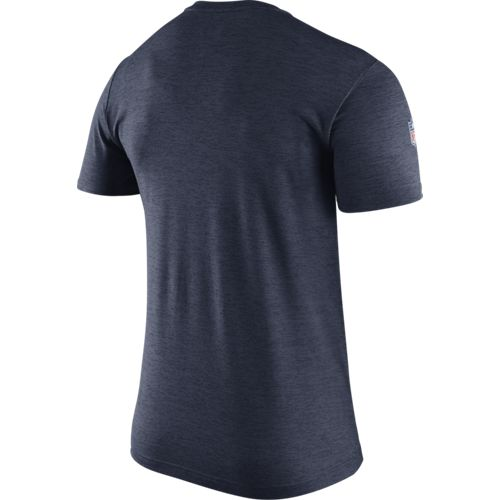 Nike™ Men's Tennessee Titans Dri-FIT Touch Training T-shirt - view number 2