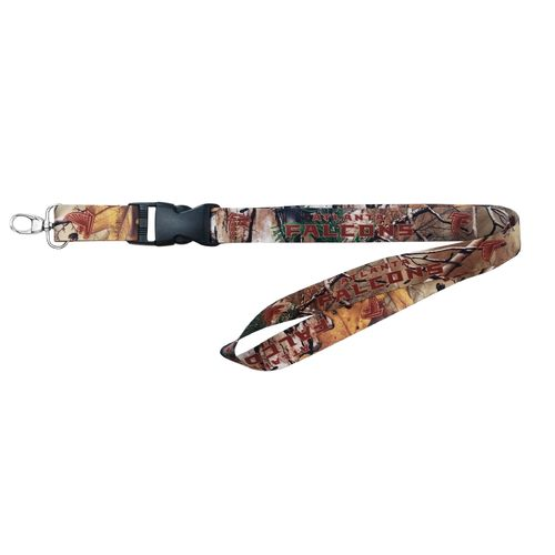 NFL Atlanta Falcons Realtree Lanyard
