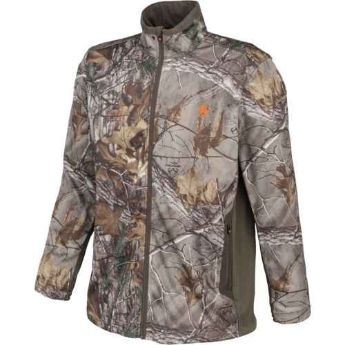 Game Winner® Men's Chenier Plain Softshell Jacket