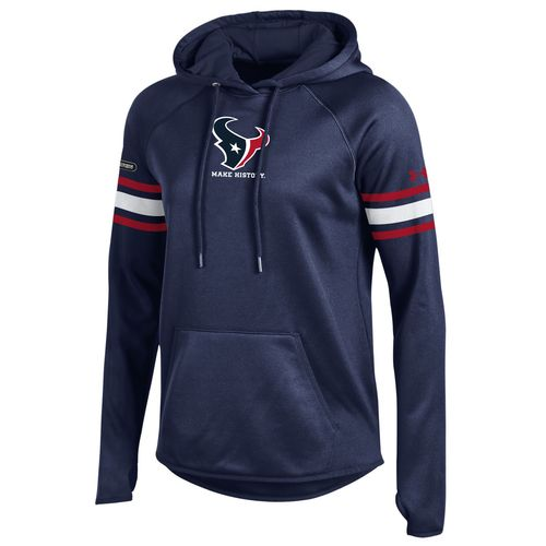 Under Armour™ NFL Combine Authentic Women's Houston Texans Armour® Fleece Hoodie