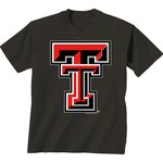 New World Graphics Men's Texas Tech University Alt Graphic T-shirt