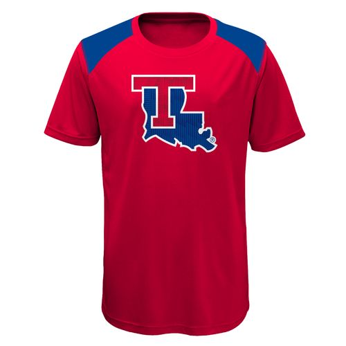 Gen2 Boys' Louisiana Tech University Ellipse Performance Top