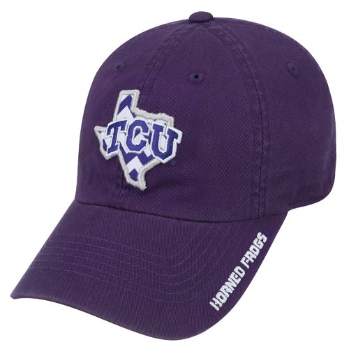 Top of the World Women's Texas Christian University Chevron Crew Cap
