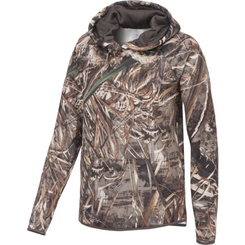 Under Armour Women's Camo Logo Hoodie