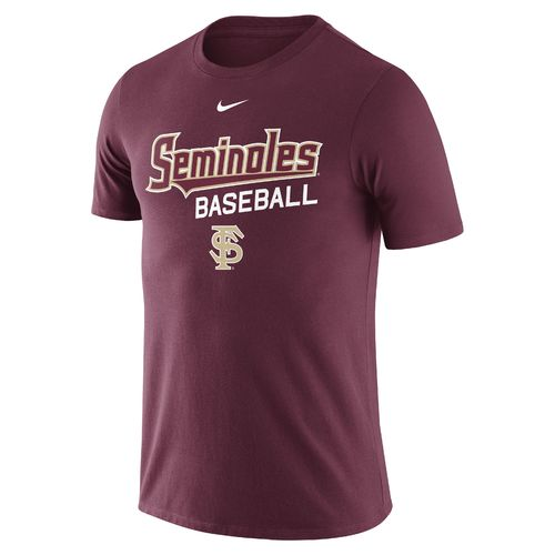 Nike Men's Florida State University CTN Script T-shirt