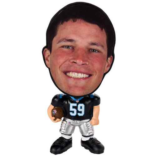Forever Collectibles™ Carolina Panthers Luke Kuechly #59 Flathlete Figurine