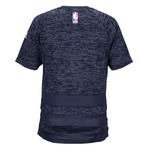 adidas™ Men's Dallas Mavericks Short Sleeve Shooter T-shirt - view number 2