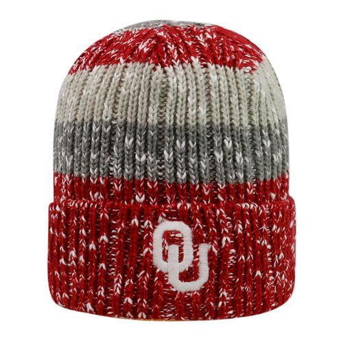 Top of the World Men's University of Oklahoma Wonderland Knit Cap
