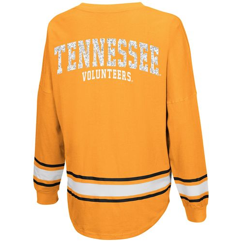 Colosseum Athletics™ Women's University of Tennessee My Boyfriend Varsity Pullover