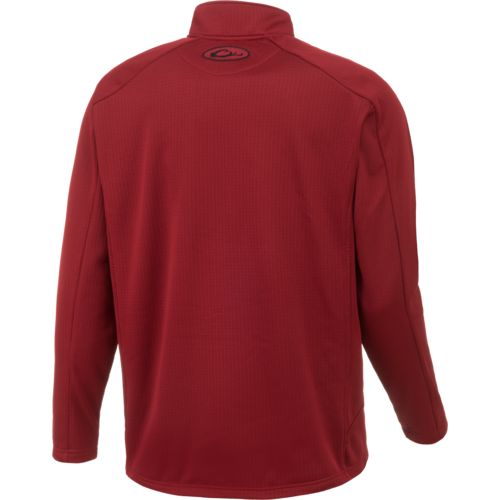 Drake Waterfowl Men's University of South Carolina BreathLite 1/4 Zip Pullover - view number 3