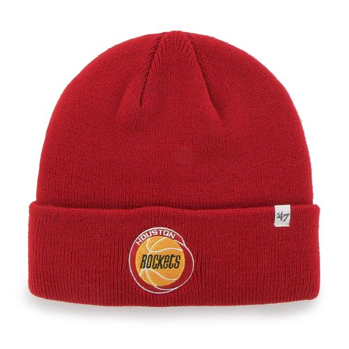 '47 Houston Rockets Raised Cuff Knit Cap