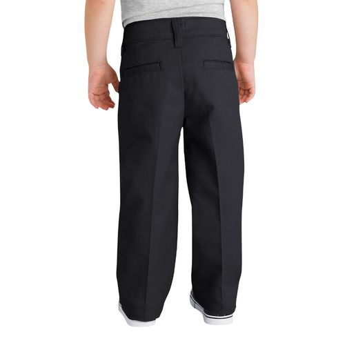 Dickies Girls' Flat Front Uniform Pant - view number 2