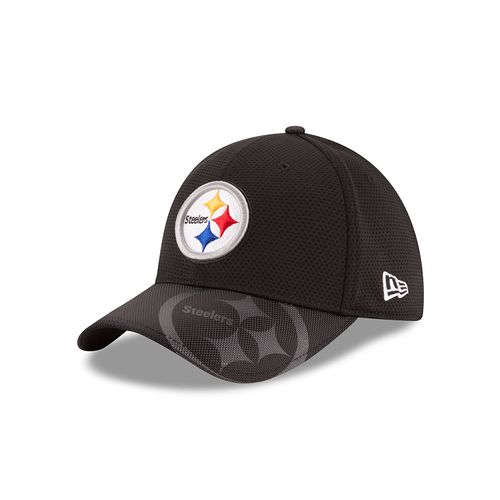 New Era Men's Pittsburgh Steelers NFL16 39THIRTY Cap
