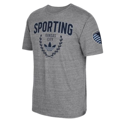adidas™ Men's Sporting Kansas City Easy Win T-shirt