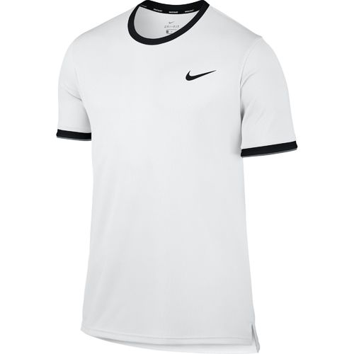 Display product reviews for Nike Men's NikeCourt Dry Tennis Shirt