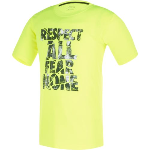 BCG Boys' Respect All Graphic T-shirt