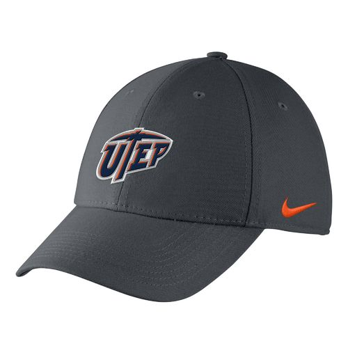 Nike™ Men's University of Texas at El Paso Swoosh Flex Cap
