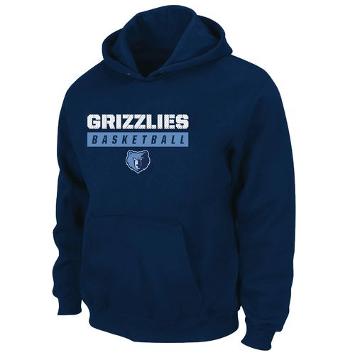 Majestic Boys' Memphis Grizzlies Screen Print Hoodie