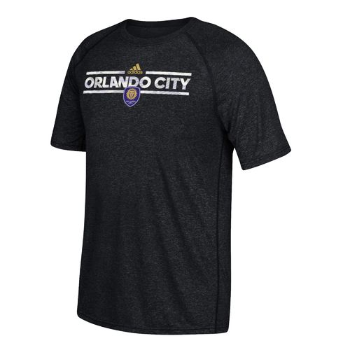 adidas Men's Orlando City SC climalite Ultimate Short Sleeve T-shirt