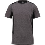 BCG Boys' Fitted Compression Colorblock Crew Training T-shirt - view number 1
