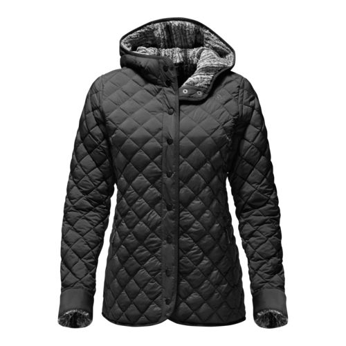 The North Face® Women's ThermoBall™ Fur Hooded Jacket
