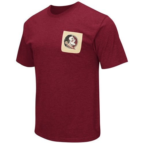 Colosseum Athletics™ Men's Florida State University Banya Pocket T-shirt