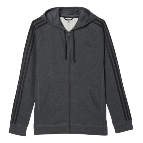 adidas™ Men's Essentials Cotton Fleece Hoodie