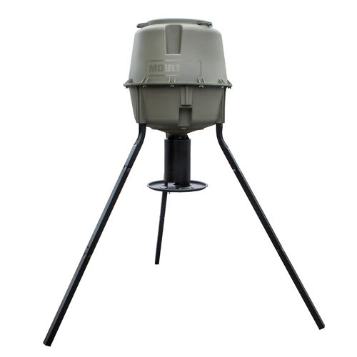 Moultrie 30-Gallon Dinner Plate Deer Feeder - view number 1