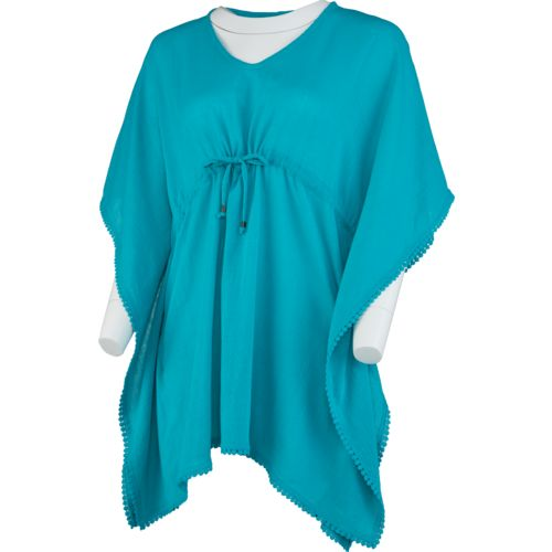 O'Rageous Women's Gauze Caftan Cover-Up