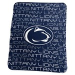 Logo Penn State 50 in x 60 in Classic Fleece Blanket - view number 1