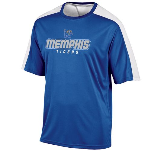 Champion™ Men's University of Memphis Colorblock T-shirt