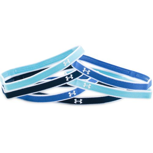 Under Armour Girls' Mini Headbands 6-Pack
