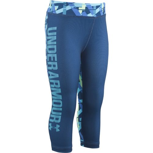 Under Armour Girls' Mix Master Capri Pant