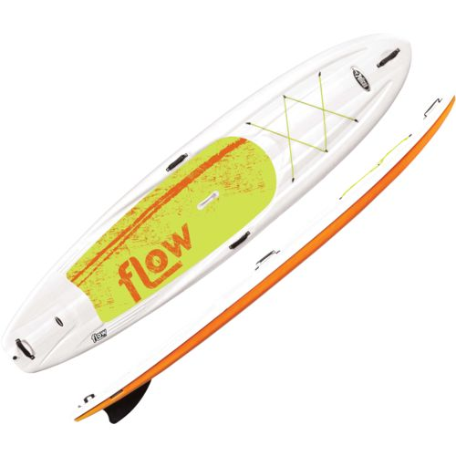 Display product reviews for Pelican Flow 106 10 ft 6 in Stand-Up Paddle Board
