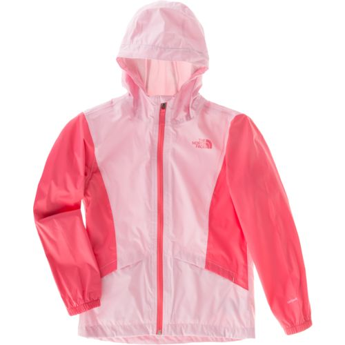 The North Face Girls' Zipline Rain Jacket - view number 4