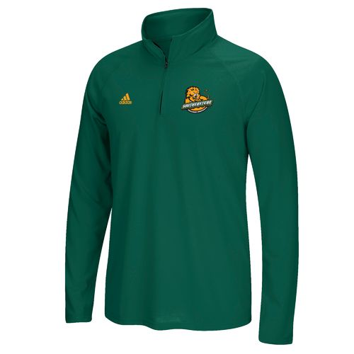 adidas Men's Southeastern Louisiana University Sideline Basic Logo 1/4 Zip Pullover