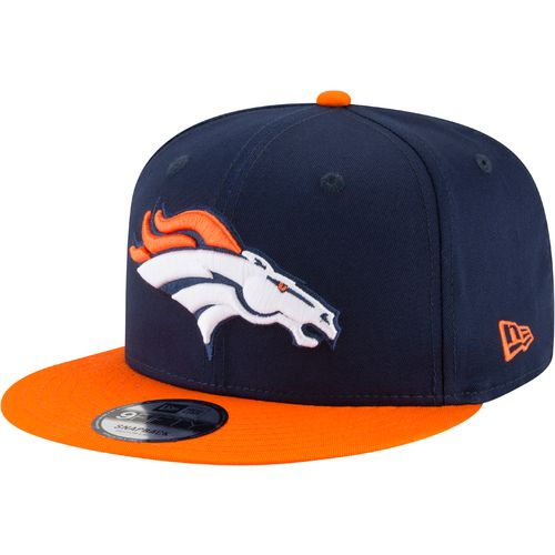 New Era Men's Denver Broncos 9FIFTY Baycik Snapback Cap