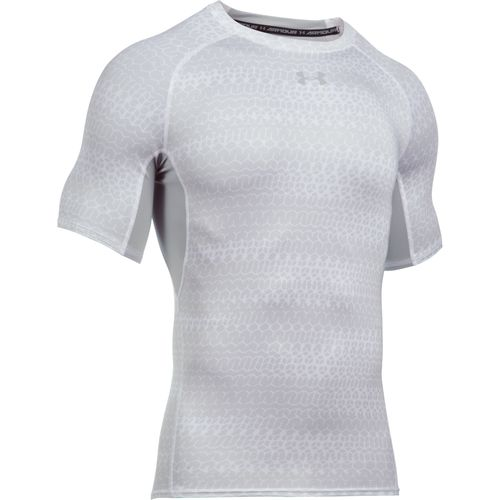 Display product reviews for Under Armour Men's HeatGear Armour Compression Printed Short Sleeve T-shirt