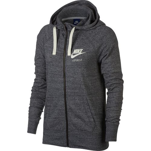 Nike Women's Gym Vintage Full Zip Hoodie - view number 1