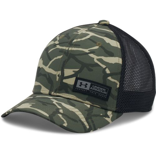 Under Armour Boys' Graphic Trucker LC Cap