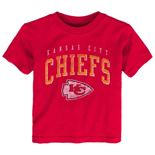 NFL Toddlers' Kansas City Chiefs Wheelhouse T-shirt