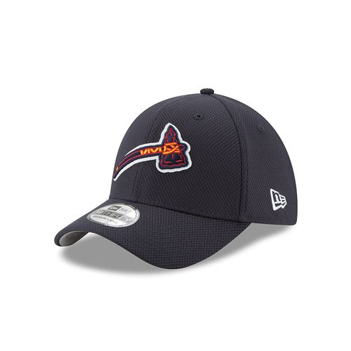 New Era Atlanta Braves 39THIRTY Diamond Era ST17 Road Cap